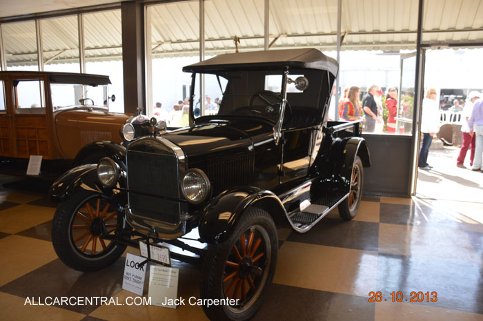 1920-1900 Ford photographs and technical data - All Car