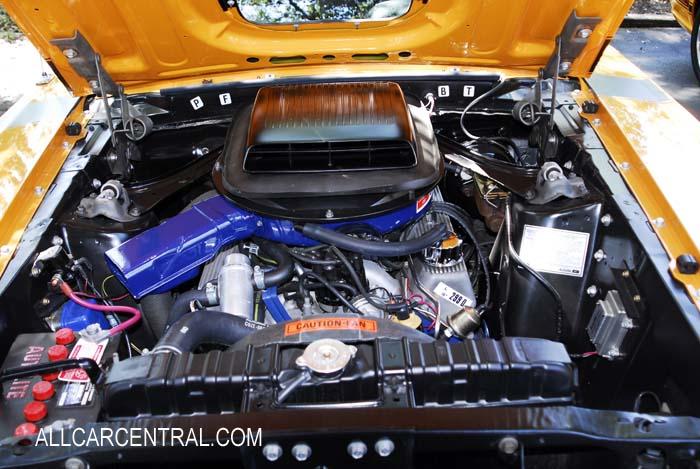 Ford Mustang 302 Boss. Ford Mustang 302-4V BOSS