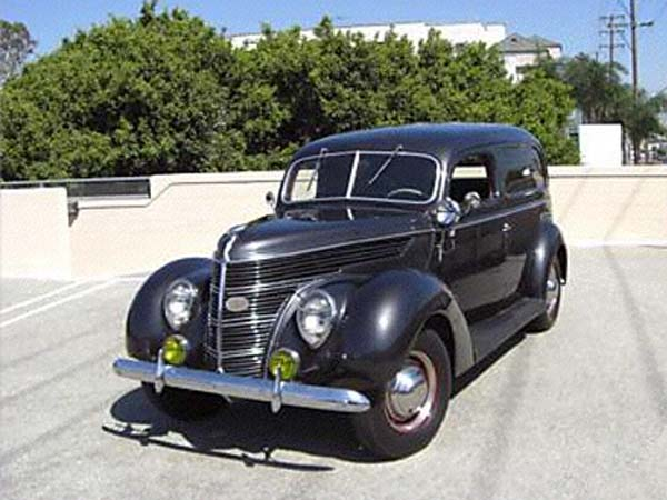 Ford Sedan Delivery 1938