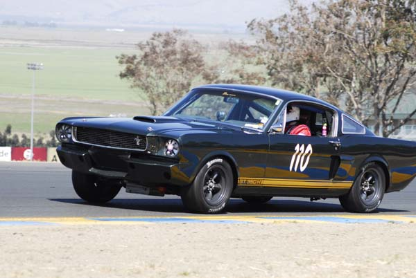 Ford Shelby GT350 1966
