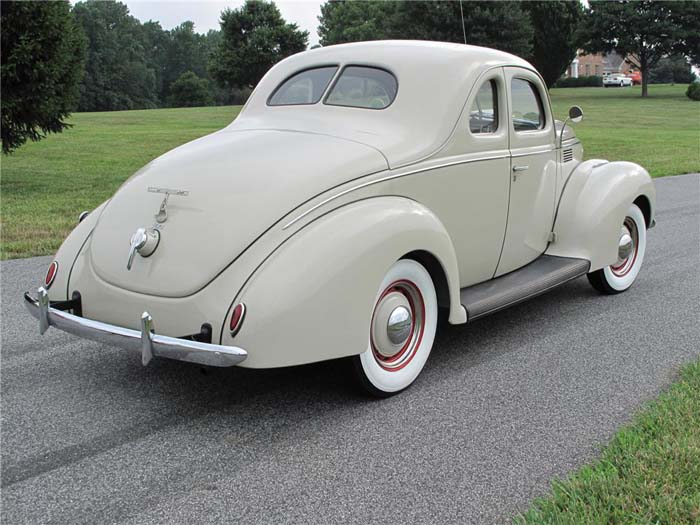Ford Standard coupe 1939