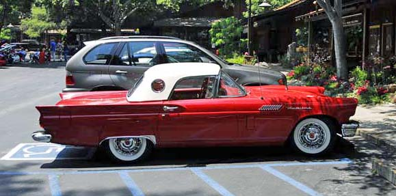 Blackhawk Car Museum >> 1956-1959 Ford photographs and Ford technical data - allcarcentral.com