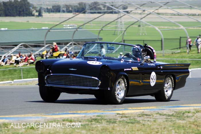 Ford Thunderbird Sn D7FH394223 1957