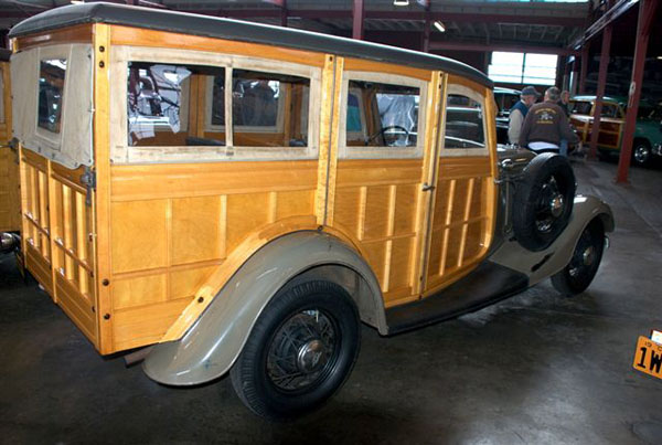 Ford Woody 1934