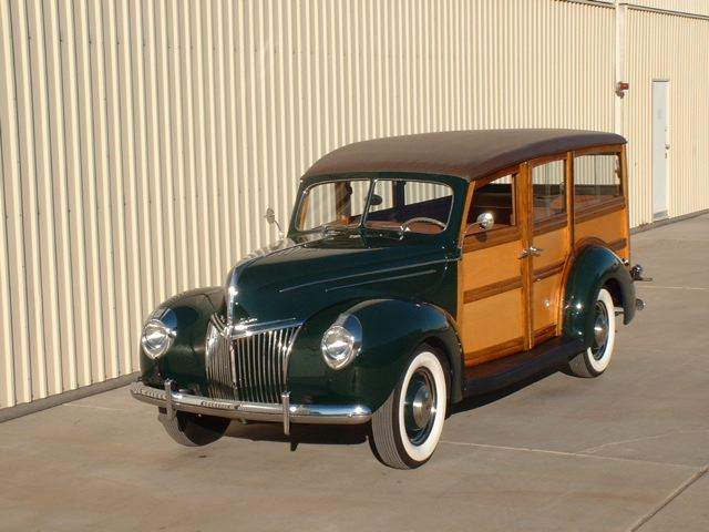 Ford Woody 1939