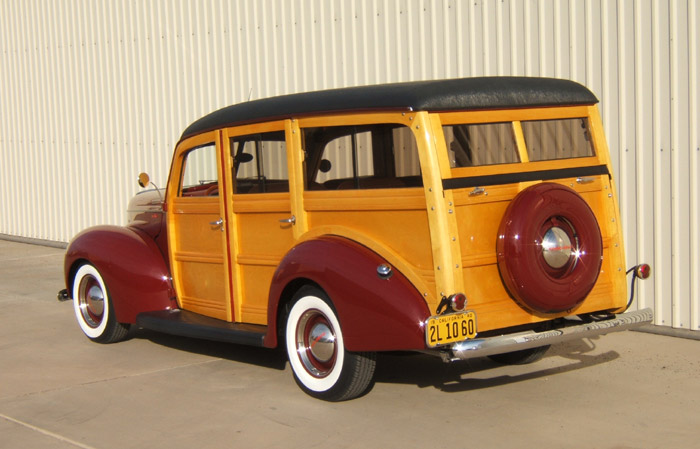 Ford Woody 1940