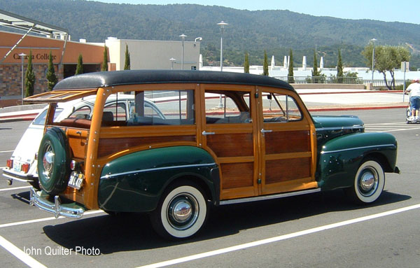 Ford Woody 1948