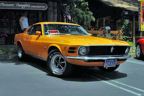 1970s Ford Photographs And Technical Data All Car