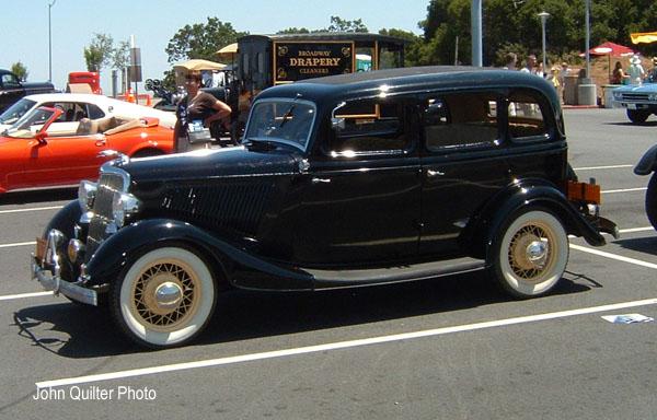 Image gallery 1934 sedan for 1934 ford 4 door sedan