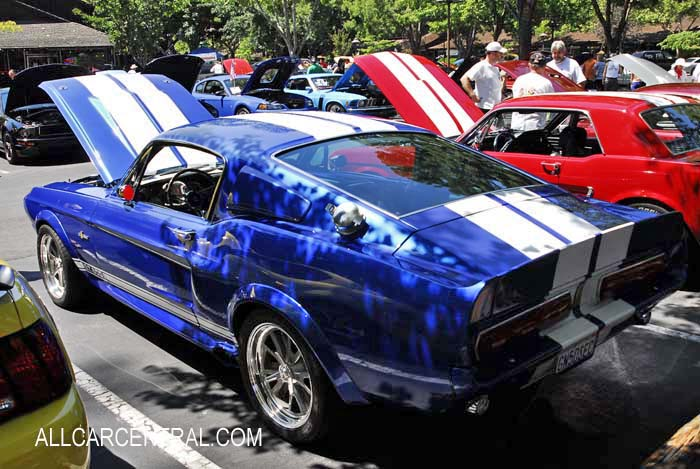 SHELBY GT500 sn-7R025160747 1967