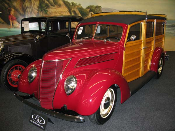 Ford Station Wagon 1937