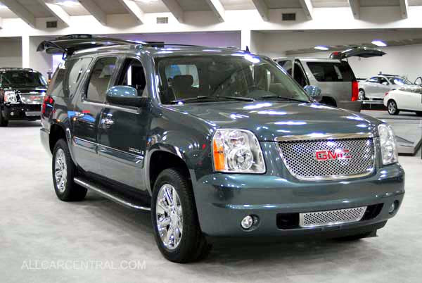 2008 gmc yukon xl denali motor sport. Black Bedroom Furniture Sets. Home Design Ideas