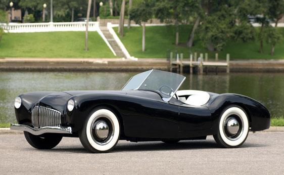 Postwar American Sportscars
