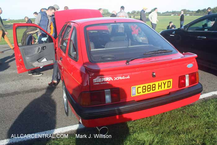 Goodwood Breakfast Club Hot Hatch Sunday 2014