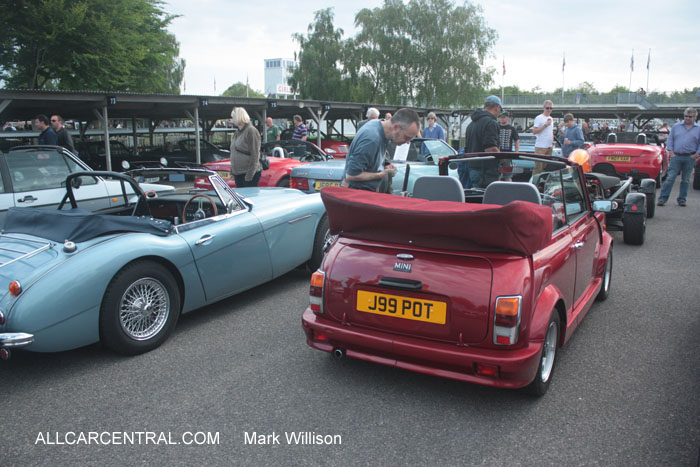 Goodwood Breakfast Club Soft Top Sunday 2014