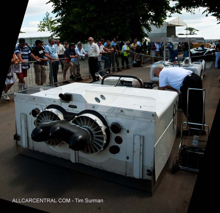Chapparal   Goodwood Festival of Speed