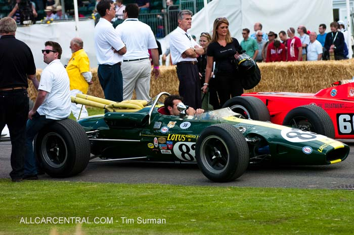Lotus Goodwood Festival of Speed