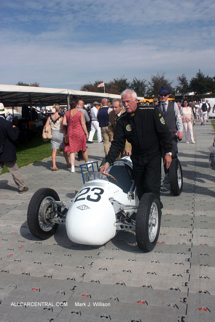 1952 Kieft Norton CK52 Goodwood Revival 2015