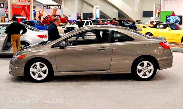 ... Honda Civic EX L 2008 ...