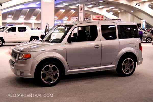 Honda Element SC 2008