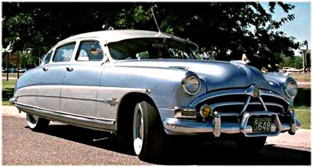 <b>Hudson Hornet</b> 1951
