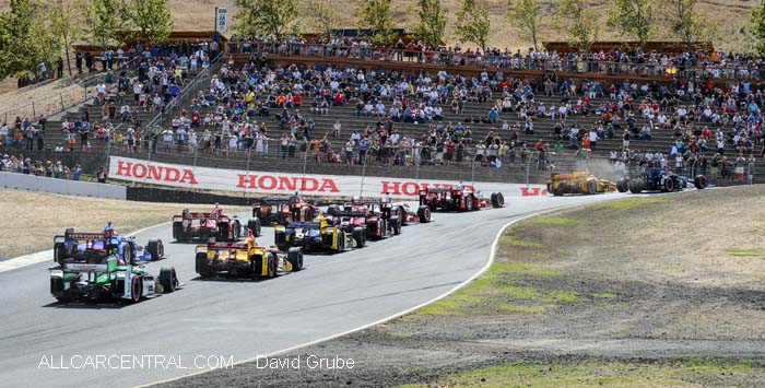 IndyCar GoPro Grand Prix of Sonoma 2015