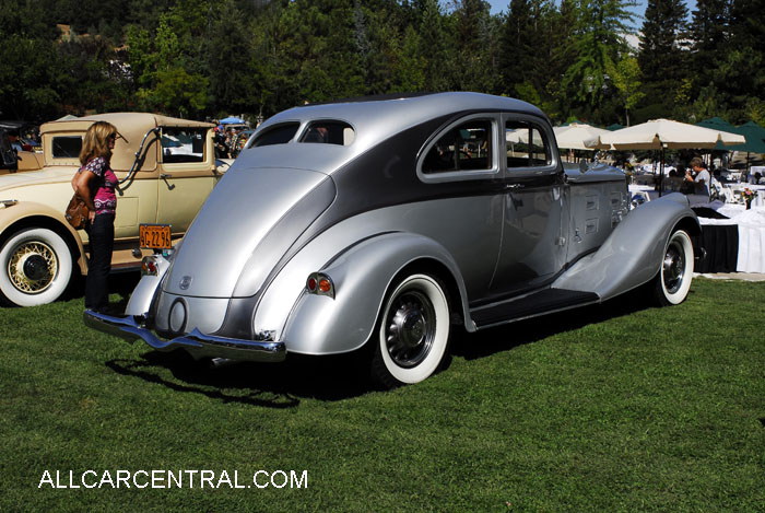 1934 Pierce-Arrow