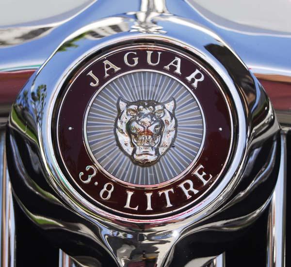 jaguar bil logo