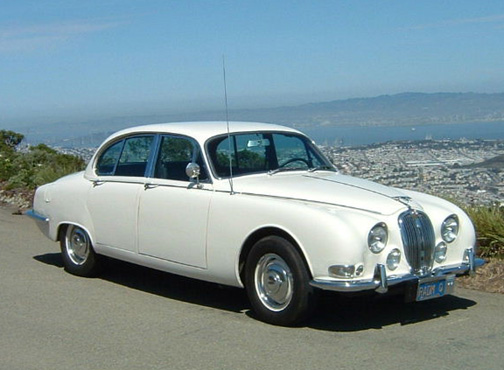 1965 jaguar s type 3 8 classic automobiles. Black Bedroom Furniture Sets. Home Design Ideas
