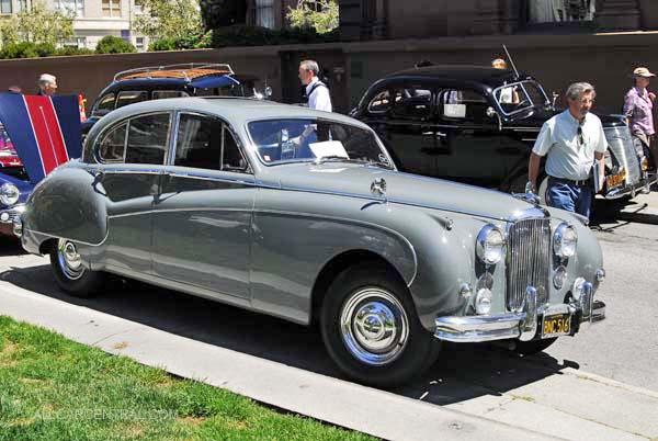 Jaguar MK-IX Saloon 1959