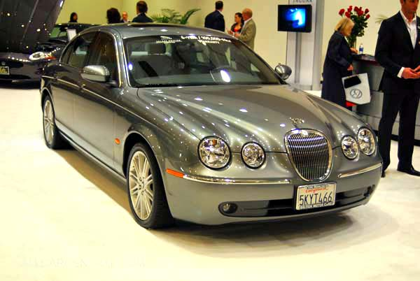 Jaguar S-Type (2008)
