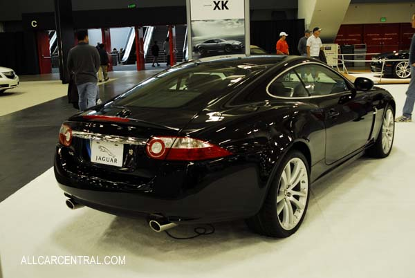 Elegant Jaguar XK Coupe 2009