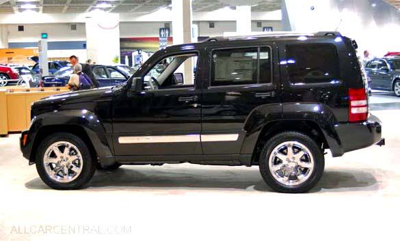 ... Jeep Liberty Limited 2008 ...