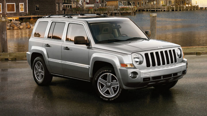 Jeep photographs and Jeep technical data - Car Magazine