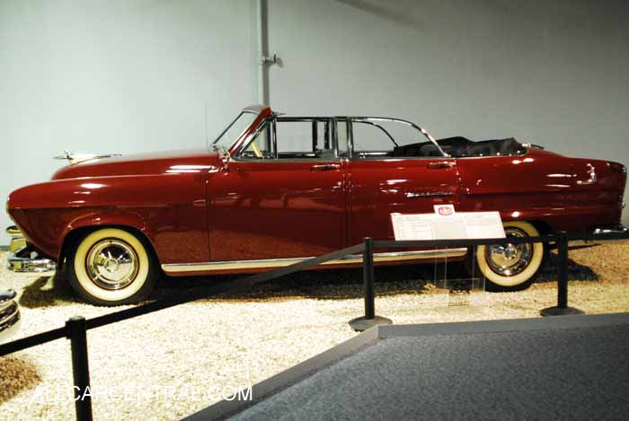Kaiser Frazer Manhattan Convertiable Sedan 1951