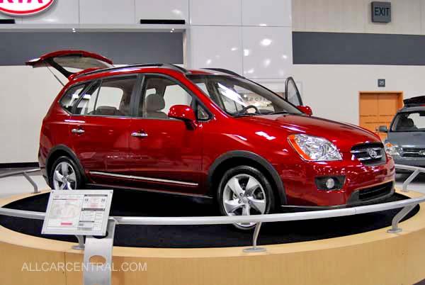 Kia Rondo Ex. KIA Rondo EX 2008