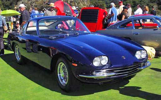 Lamborghini 400 GT - Wikipedia