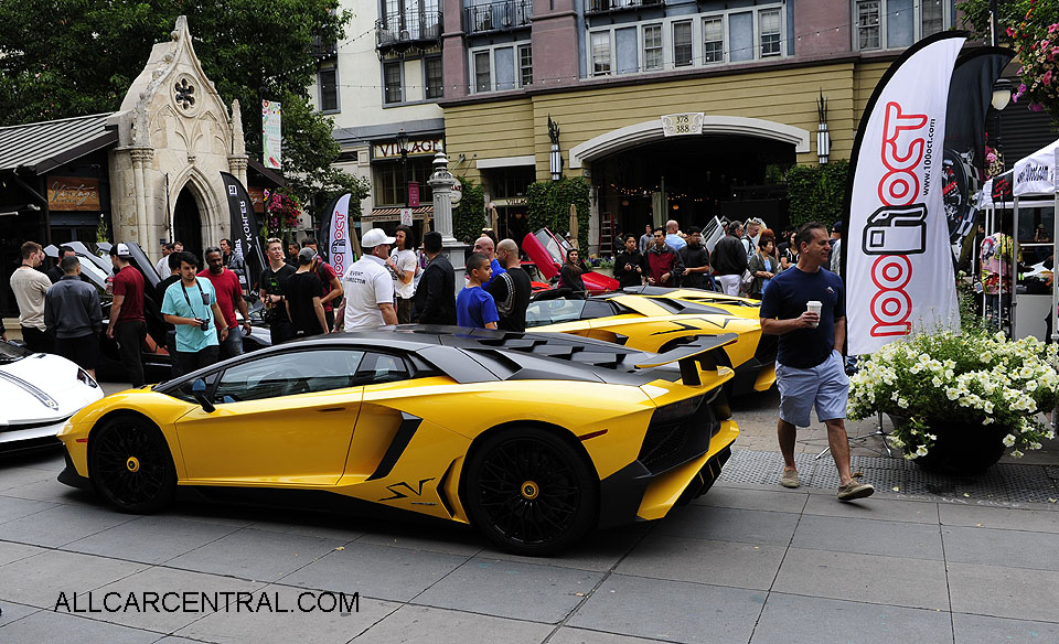 Lamborghini 100-OCT Santana Row San Jose
