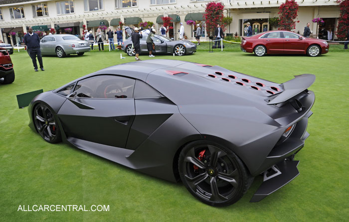 Lamborghini Sesto Elemento 2013 All Car Central Magazine