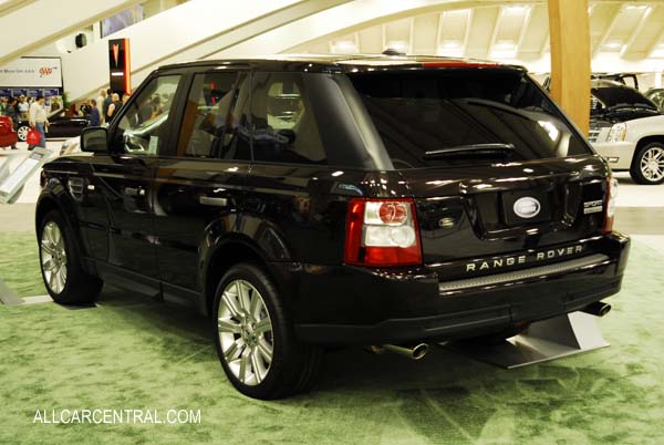 Range Rover Sport Supercharged 2009 2009 Land Rover and Ra...