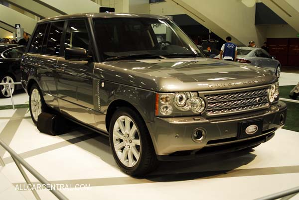 2009 Land Rover And Range Rover