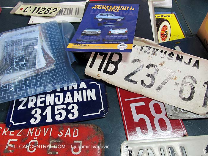 License Plate Collectors 