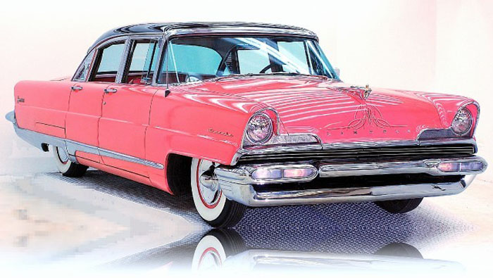 Lincoln 4-dr 1956