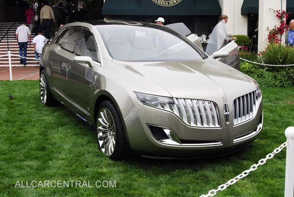 Lincoln MKT Concept 2009