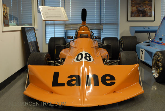 March 73A F5000 sn-73A-3 1973