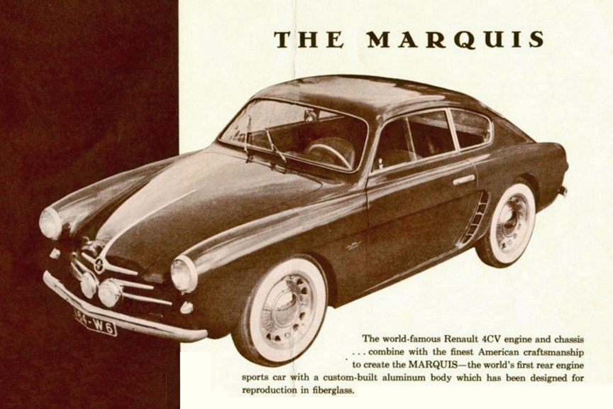 Marquis Renault 1953
