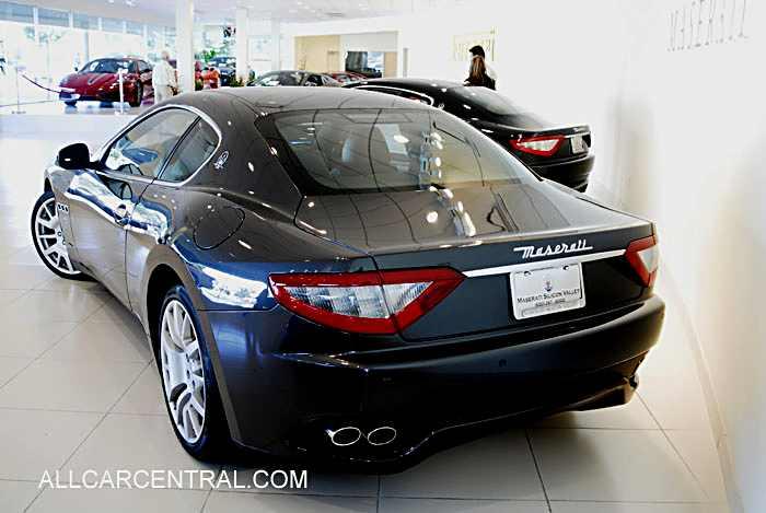 Maserati+granturismo+2009