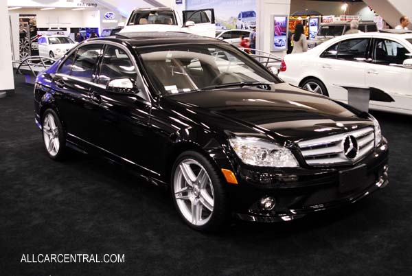 2009 Mercedes Benz C350 Sport Review