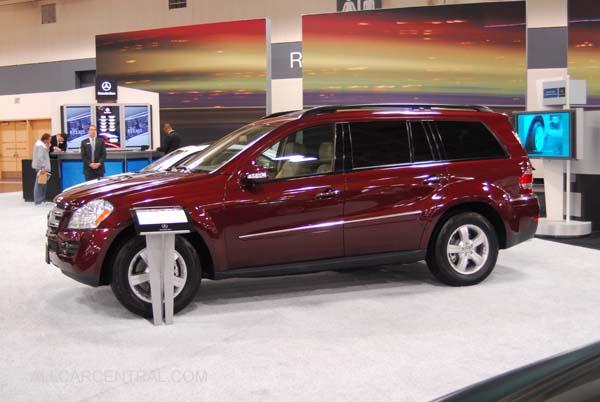 Mercedes benz gl450 for Mercedes benz gl 2008