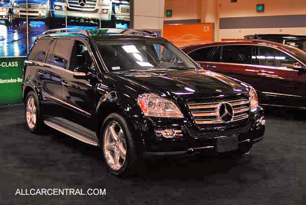 Top cars mercedes benz gl550 for Mercedes benz gl 2008